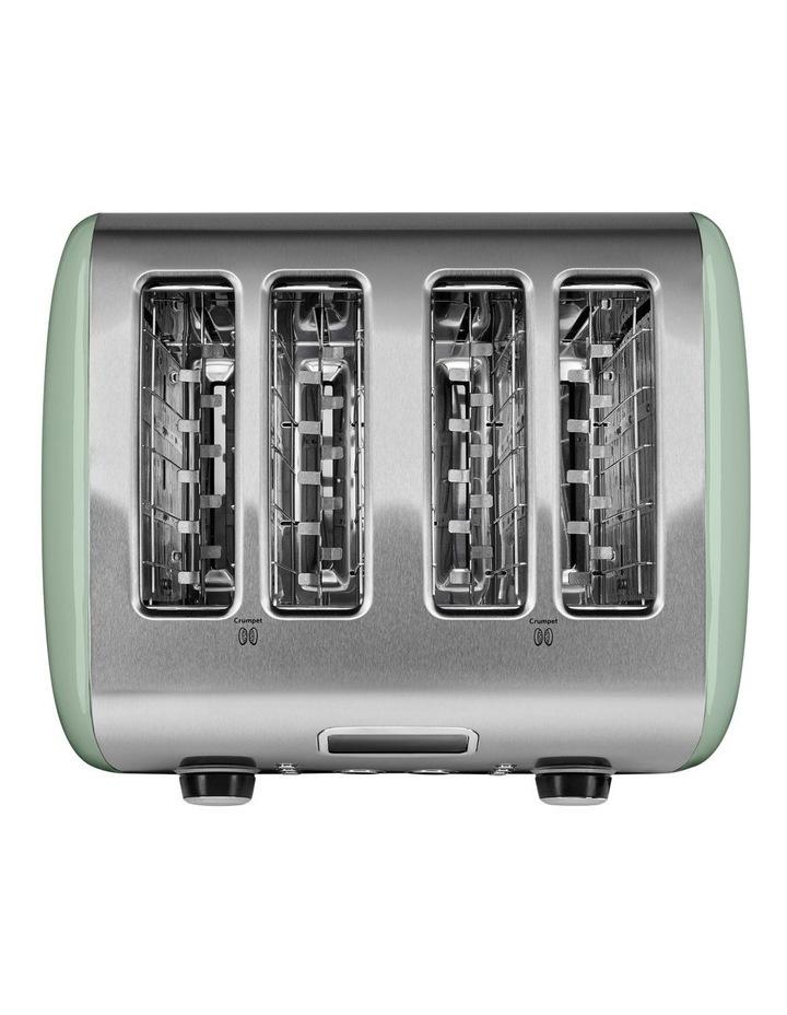 Artisan 4 Slice Toaster: Pistachio: 5AKMT423APT image 4