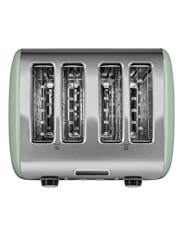 Artisan 4 Slice Toaster: Pistachio: 5AKMT423APT image 5