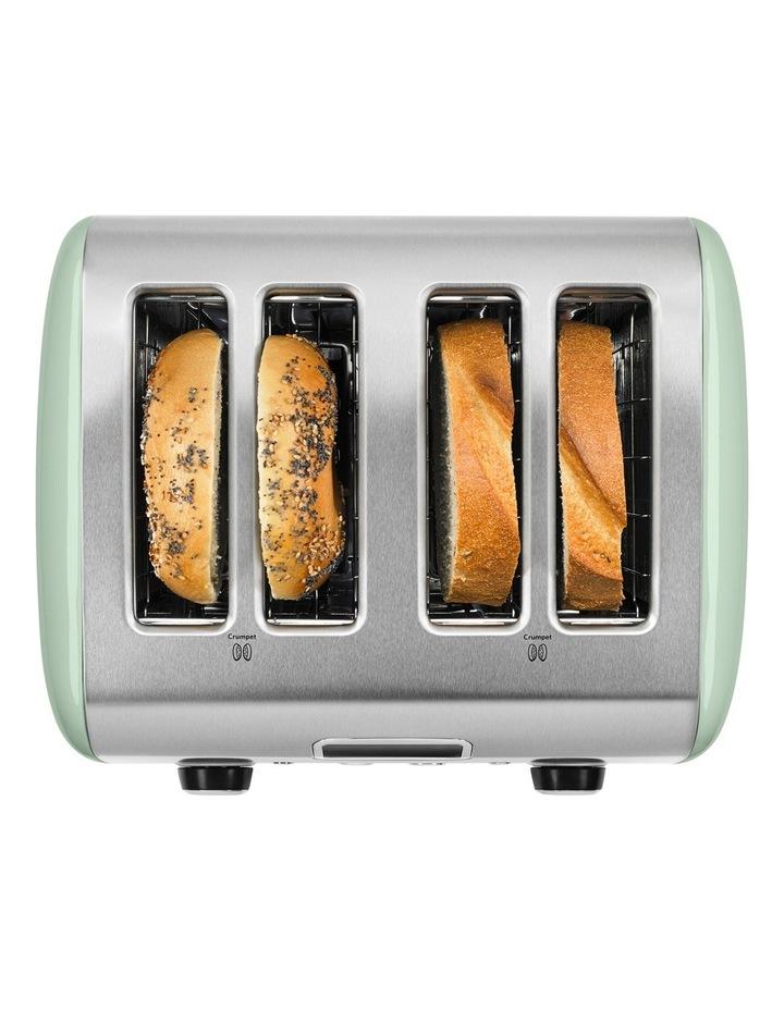 Artisan 4 Slice Toaster: Pistachio: 5AKMT423APT image 7