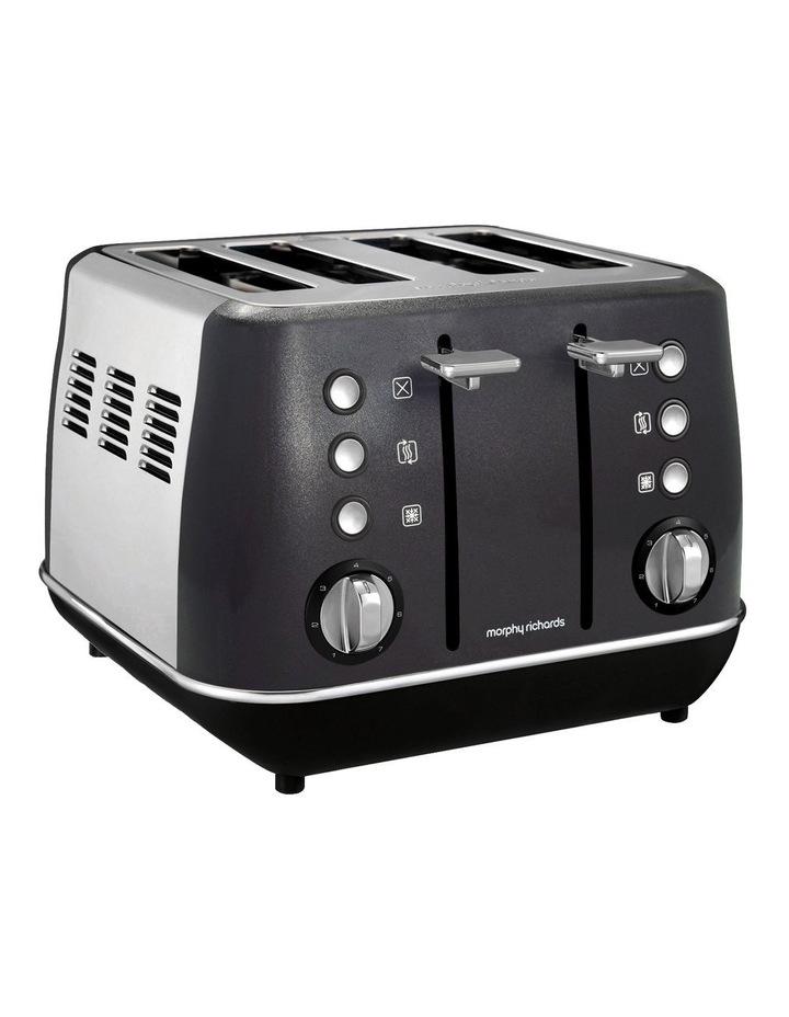 Evoke Core 4 Slice Toaster Black 240105 image 1