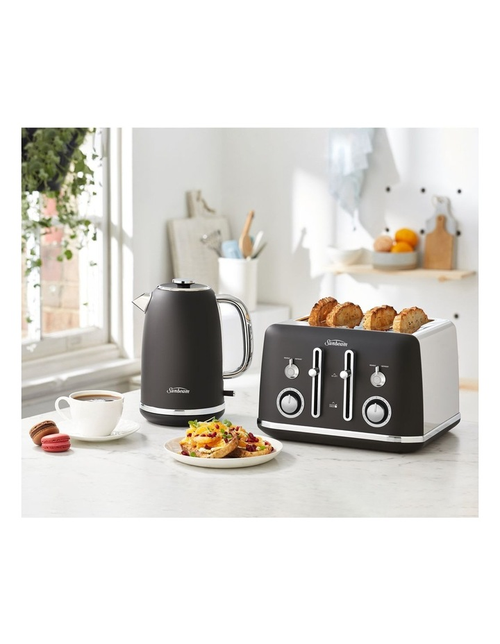 Alinea 4 Slice Toaster Dark Canyon Black TA2740K image 2