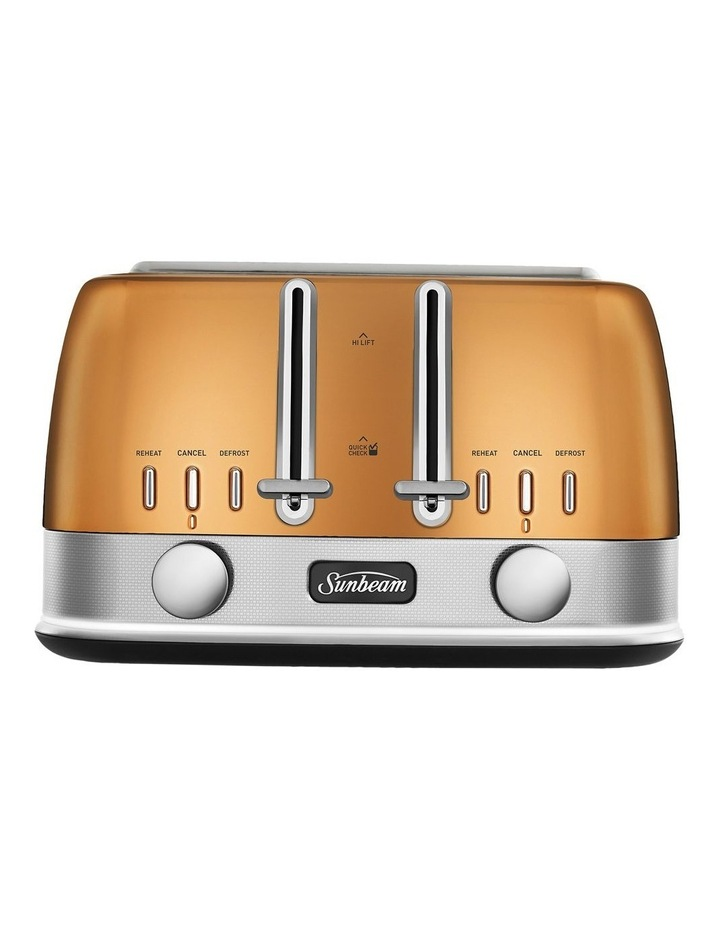 New York 4 Slice Toaster TA4440CR image 1