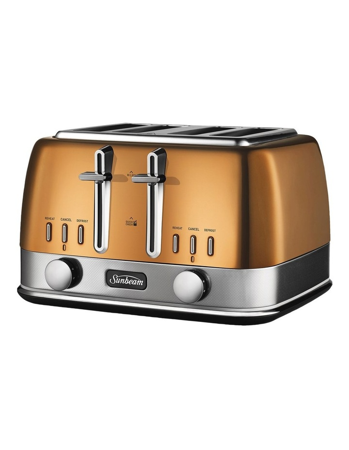 New York 4 Slice Toaster TA4440CR image 2