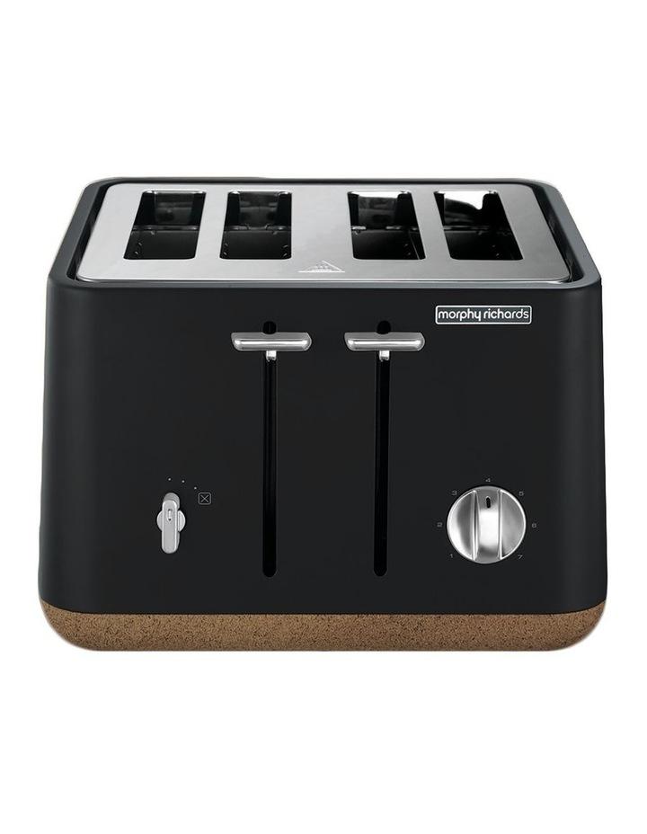 Aspect 4 slice toaster Cork/Back 240014 image 1