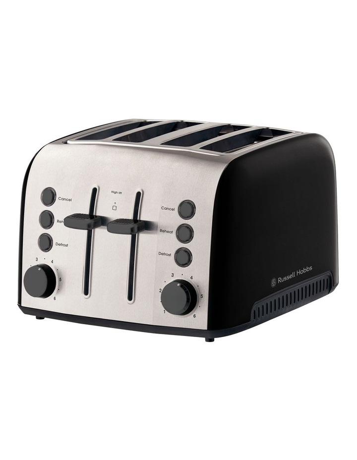 Brooklyn 4-Slice Toaster Black RHT94BLK image 1