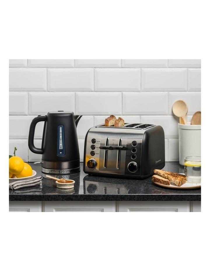 Brooklyn 4-Slice Toaster Black RHT94BLK image 6