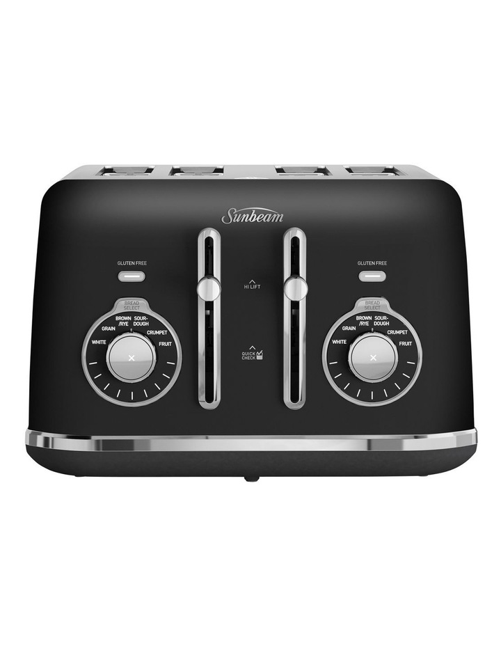 Alinea Select 4 Slice Toaster in Black TA2840K image 1