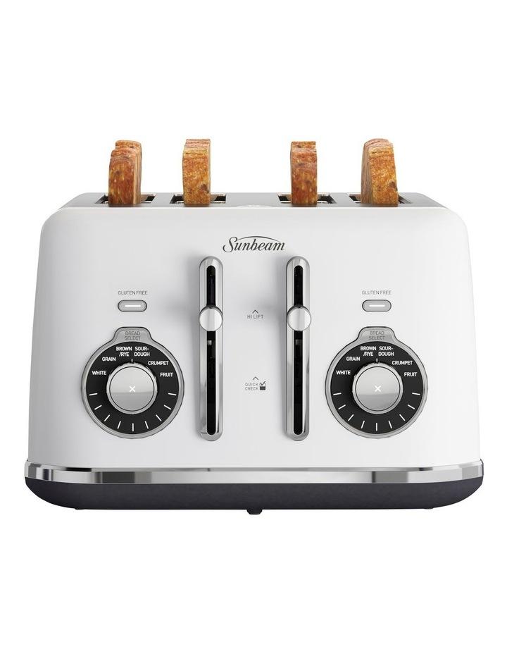Alinea Select 4 Slice Toaster in White TA2840W image 2