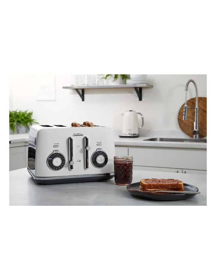 Alinea Select 4 Slice Toaster in White TA2840W image 3