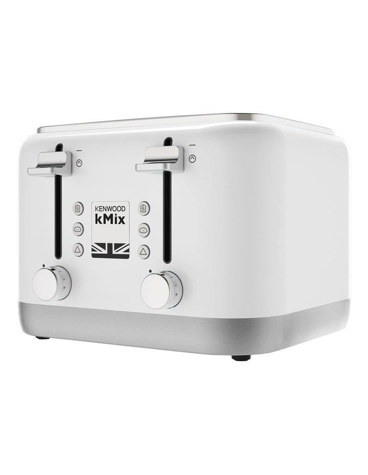 kMix 4 Slice Toaster White TFX750WH image 2