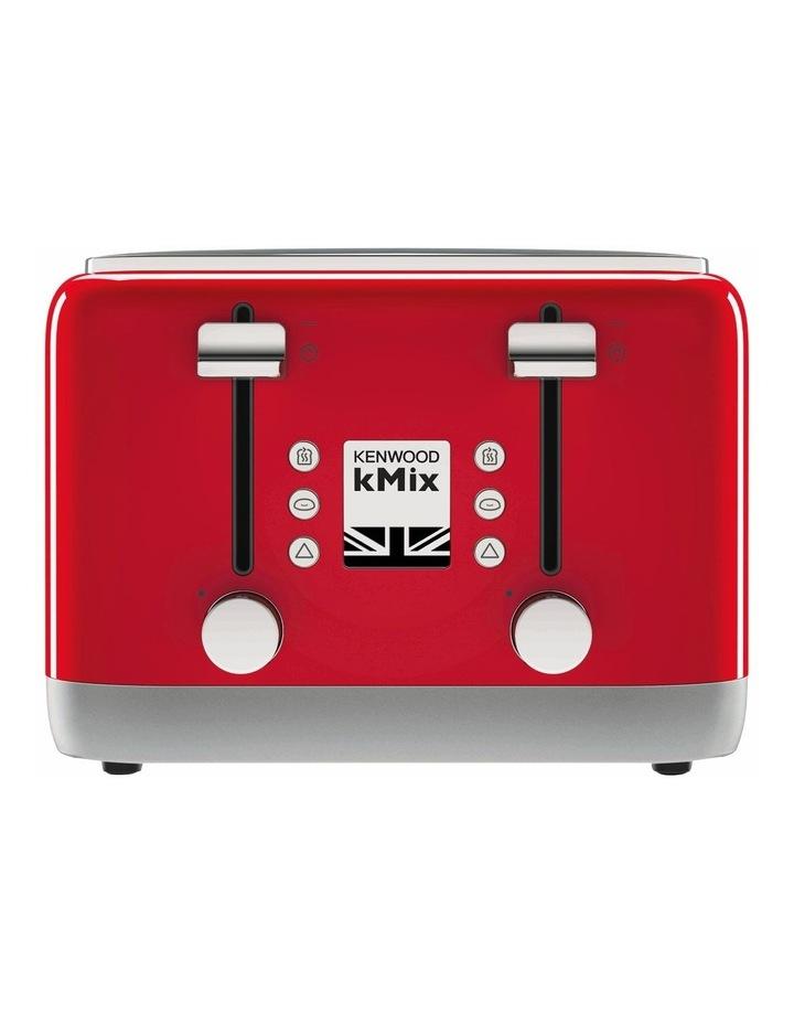 kMix 4 Slice Toaster Red TFX750RD image 1