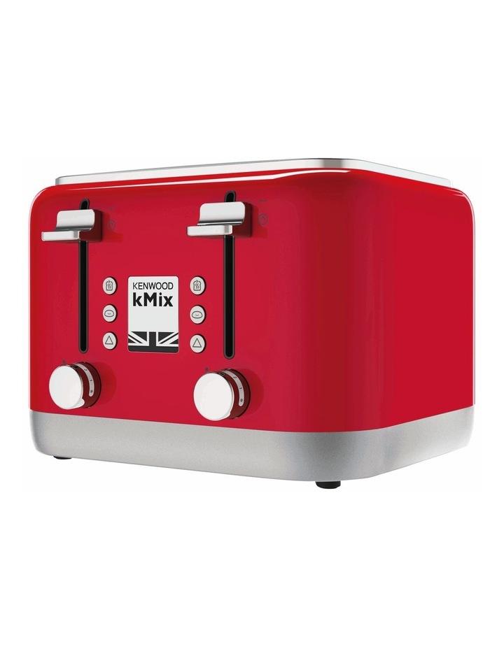 kMix 4 Slice Toaster Red TFX750RD image 2