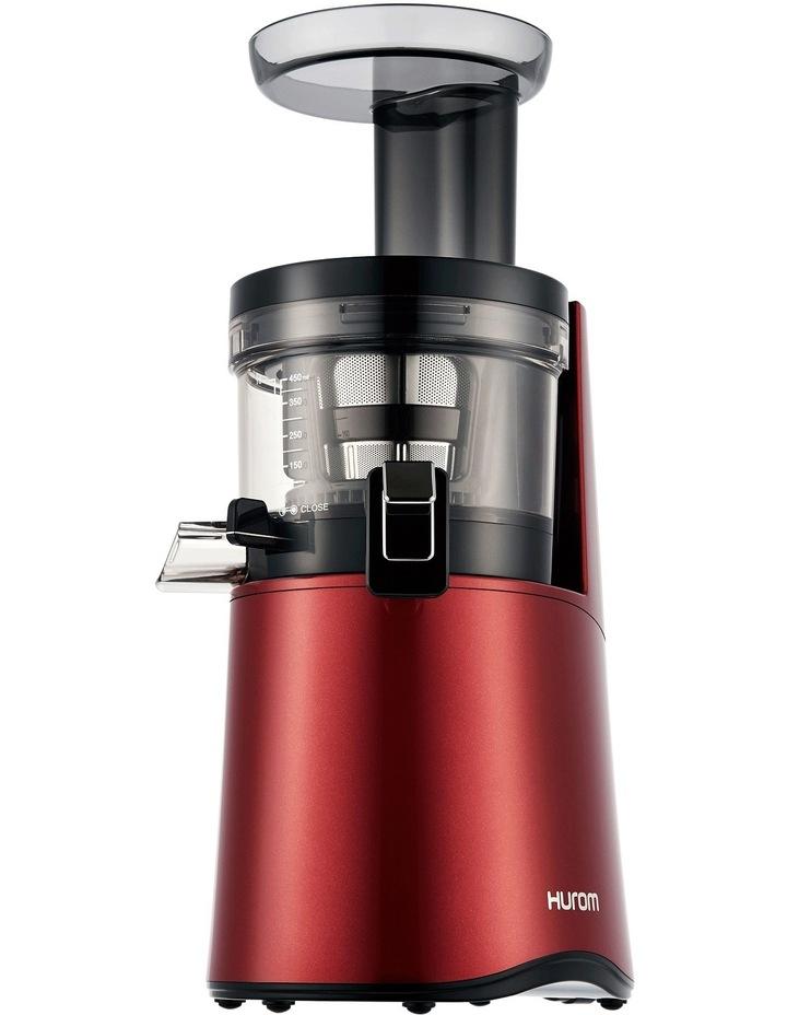 Alpha Cold Press Juicer Wine Red H26 image 1
