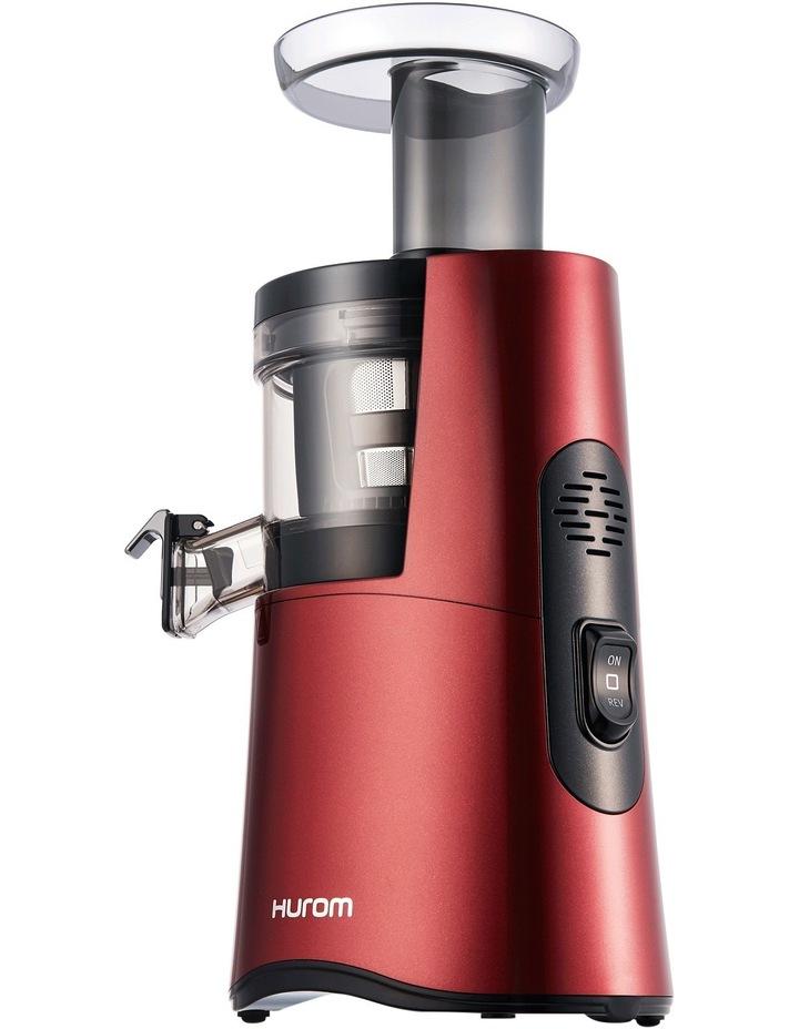 Alpha Cold Press Juicer Wine Red H26 image 3