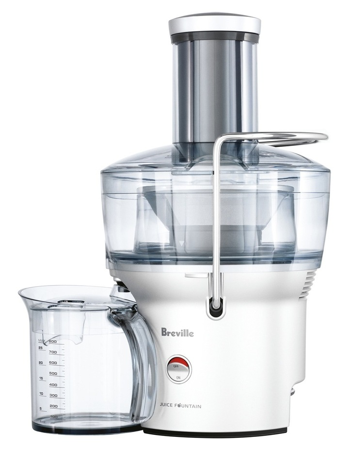 The Juice Fountain Juicer BJE200SIL image 1