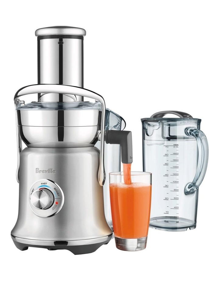 The Juice Fountain Cold XL Juicer in Brushed Stainless Steel BJE830BSS image 3