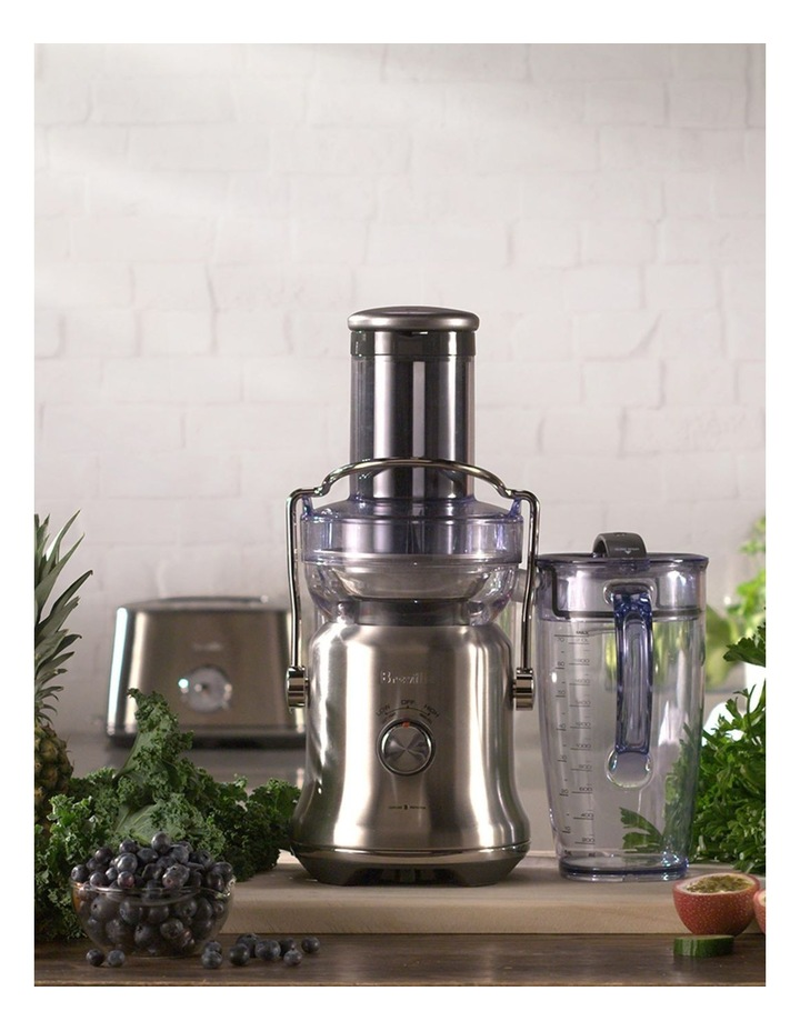the Juice Fountain Cold Plus Juicer Brushed Stainless Steel BJE530BSS image 3