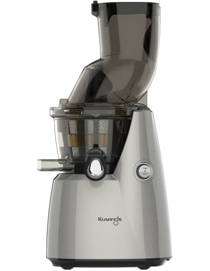 Professional Cold Press Juicer Dark Silver E8000DS image 1