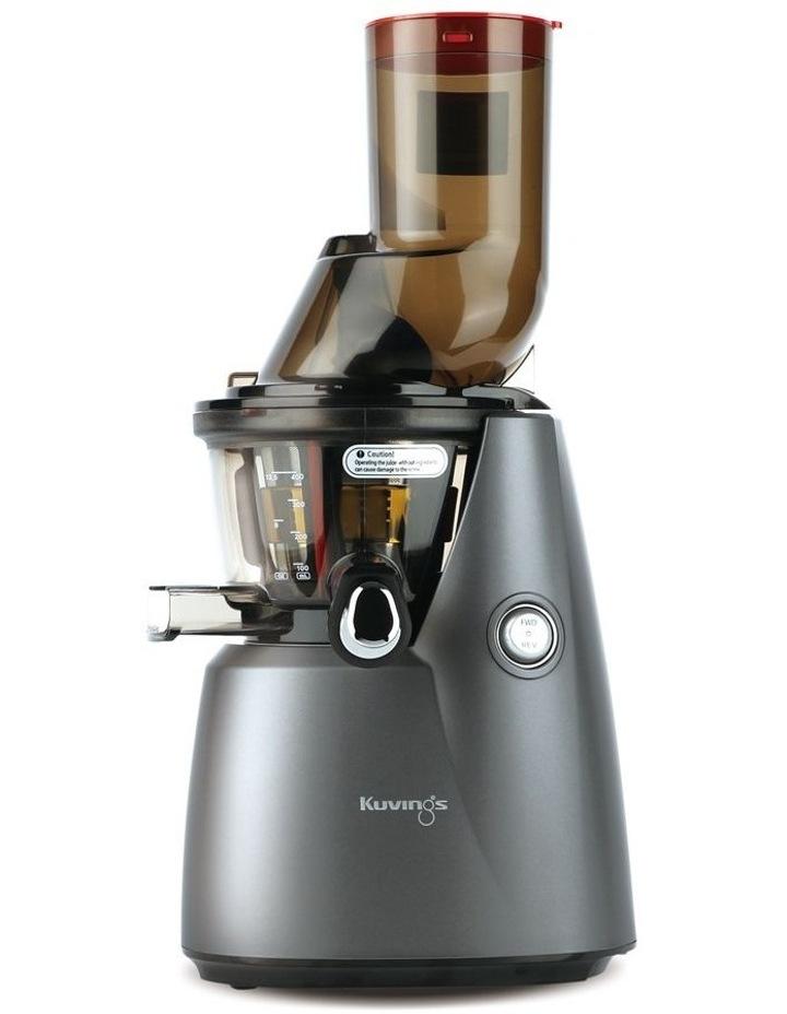Professional Slow Juicer Gunmetal Grey C8000GM image 1