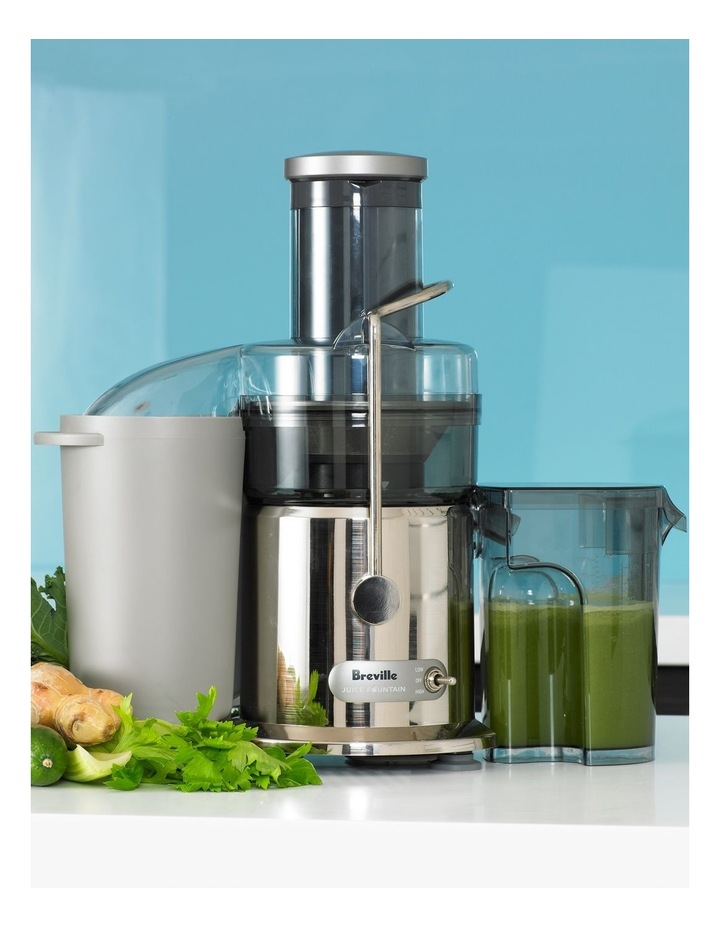 the Juice Fountain Plus Juicer Stainless Steel BJE410 image 3
