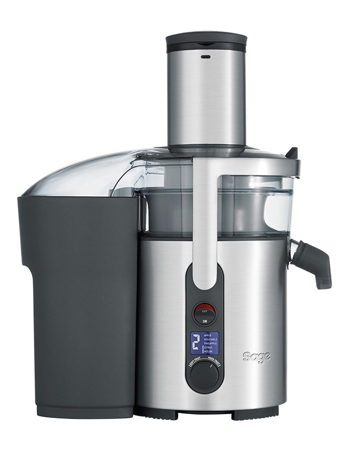 BJE520BSS The Froojie Fountain Juicer: Brushed Stainless Steel image 1