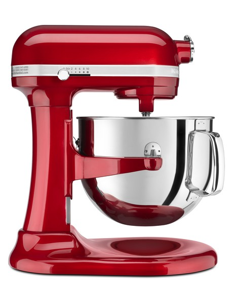 ProLine Stand Mixer in Red 5KSM7581ACA image 2