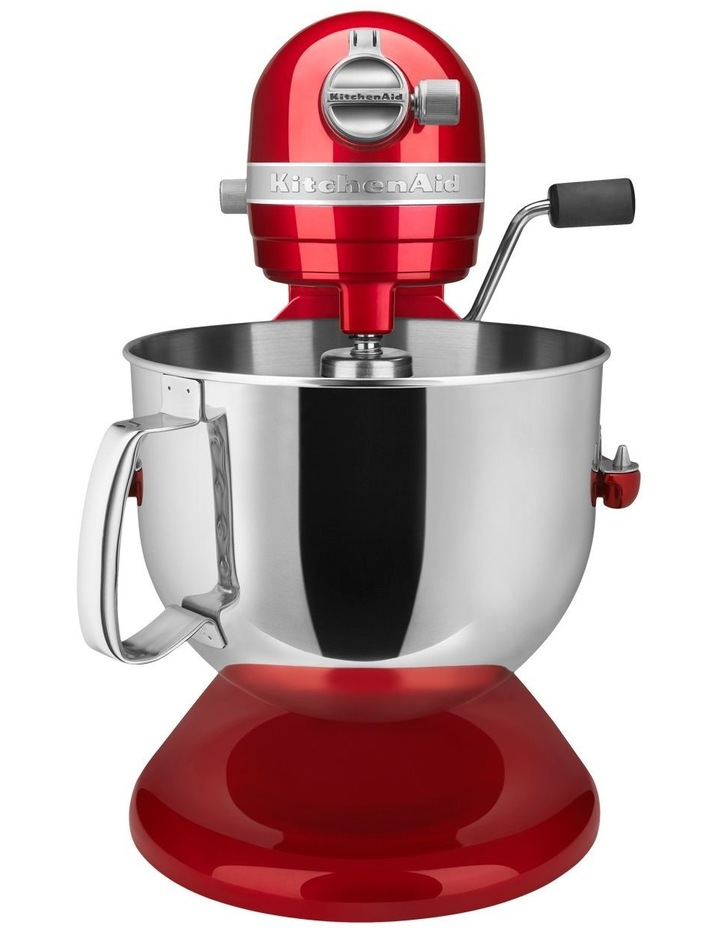 ProLine Stand Mixer in Red 5KSM7581ACA image 3