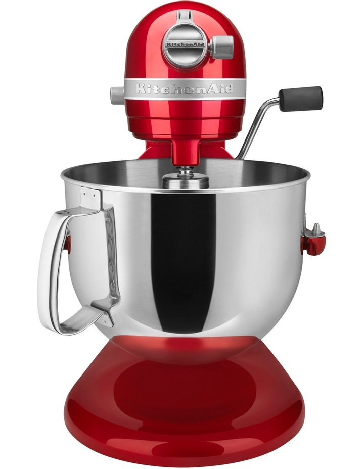 ProLine Stand Mixer in Red 5KSM7581ACA image 4