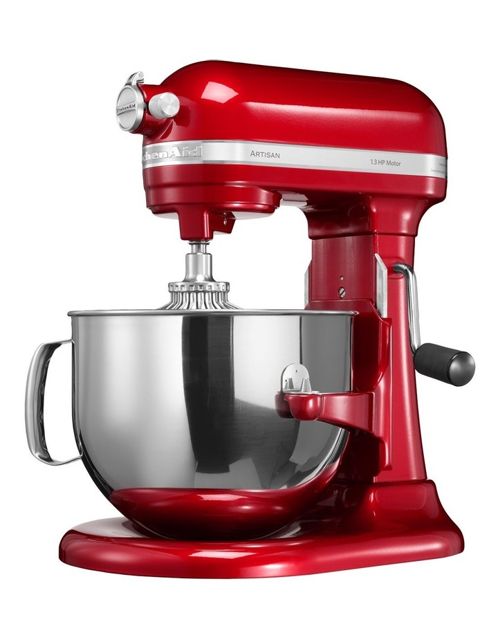ProLine Stand Mixer in Red 5KSM7581ACA image 7