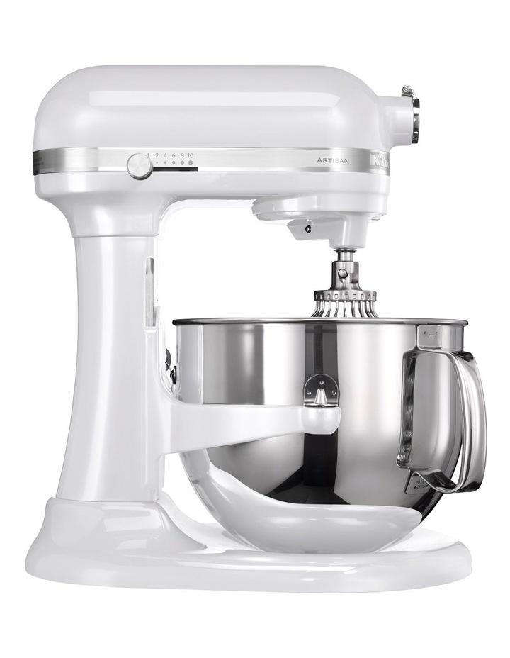 ProLine Mixer in Frosted Pearl 5KSM7581AFP image 2