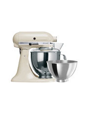 KSM160 Artisan Stand Mixer: Almond Cream 93405