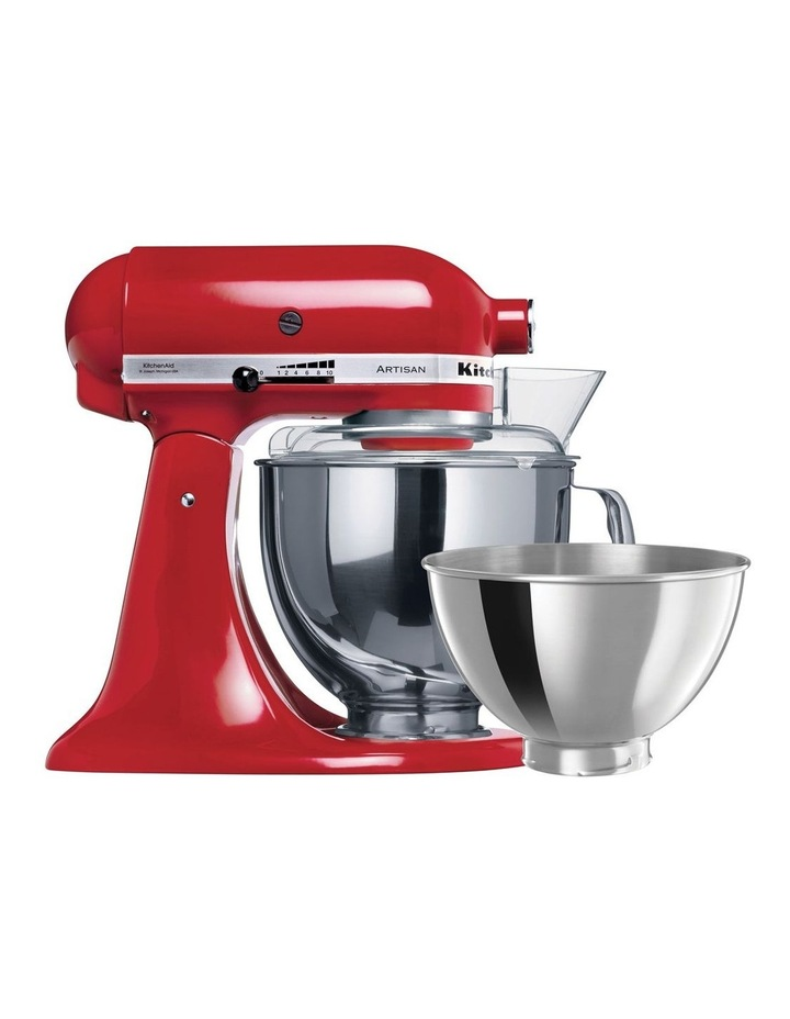 Artisan Stand Mixer: Red 5KSM160PSAER image 1