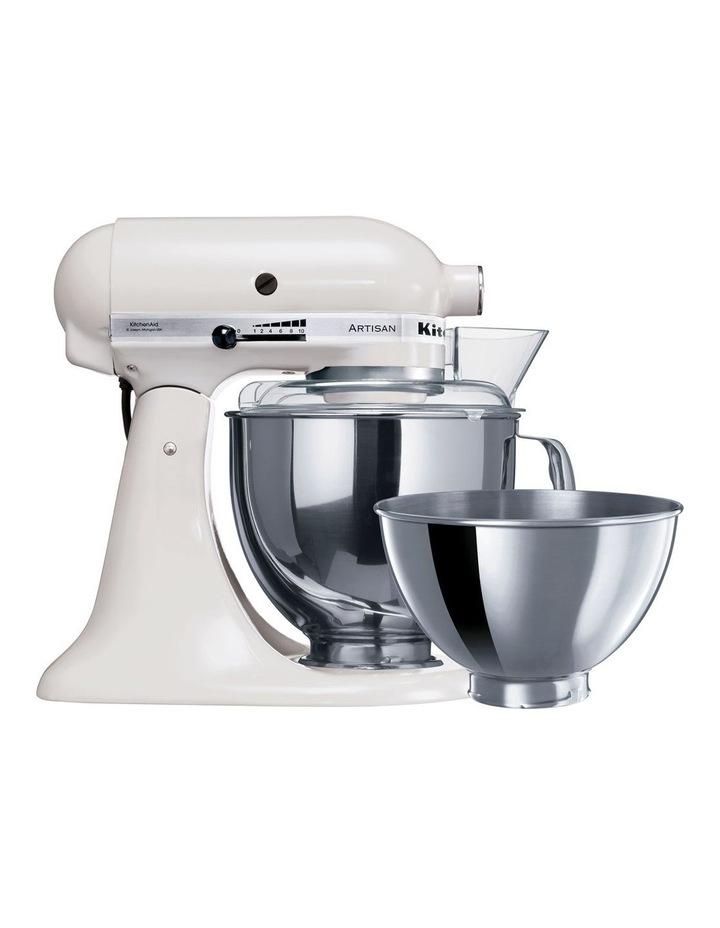 Artisan Stand Mixer White 5KSM160PSAWH image 1