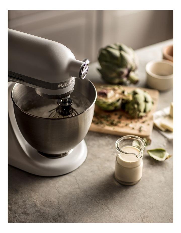 Kitchenaid Artisan Mini Stand Mixer Matte White 5ksm3311xafw