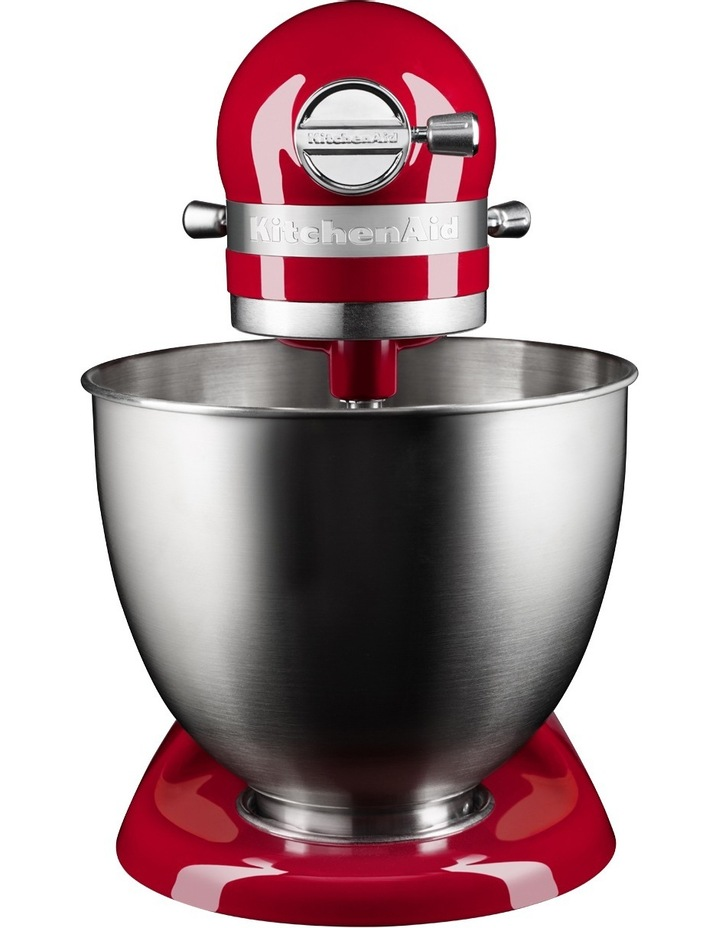 KSM3311 Artisan Mini Stand Mixer: Empire Red: 5KSM3311XAER image 2
