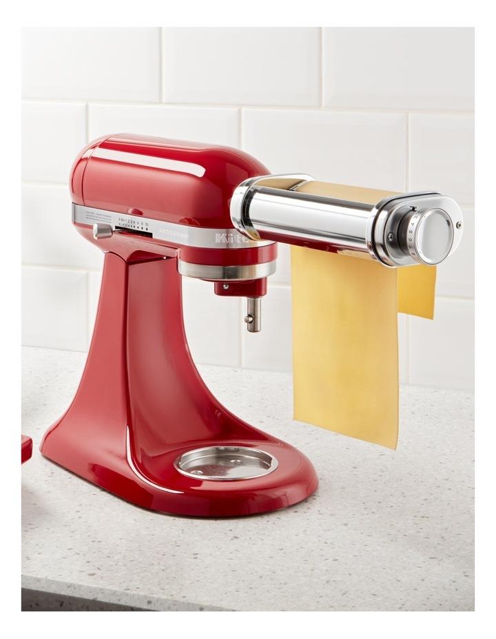 KSM3311 Artisan Mini Stand Mixer: Empire Red: 5KSM3311XAER image 4