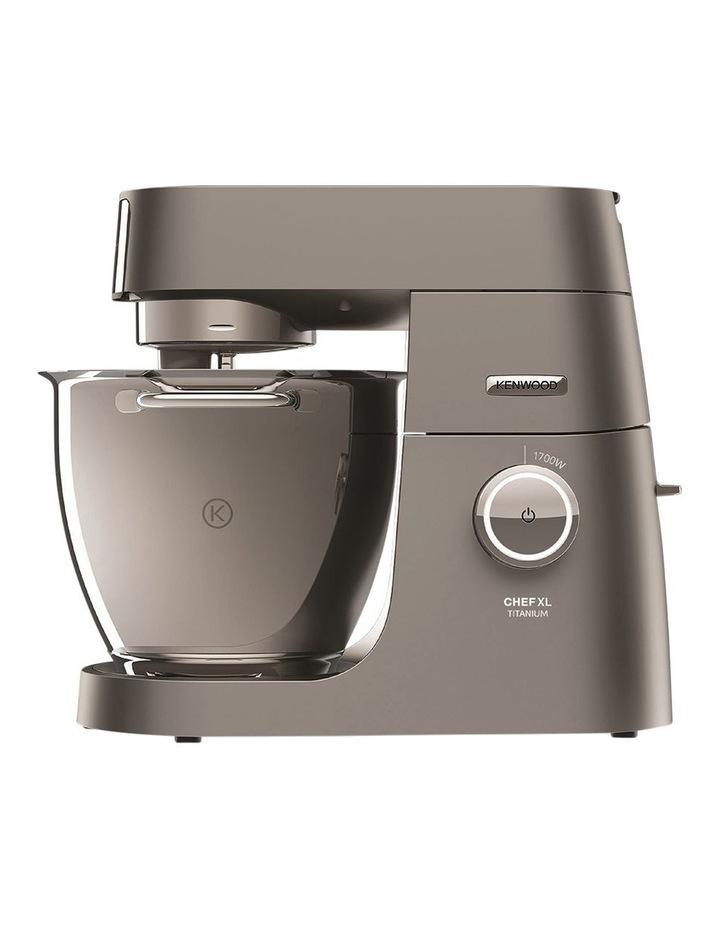 Chef Titanium XL Kitchen Machine : Silver KVL8300S image 1