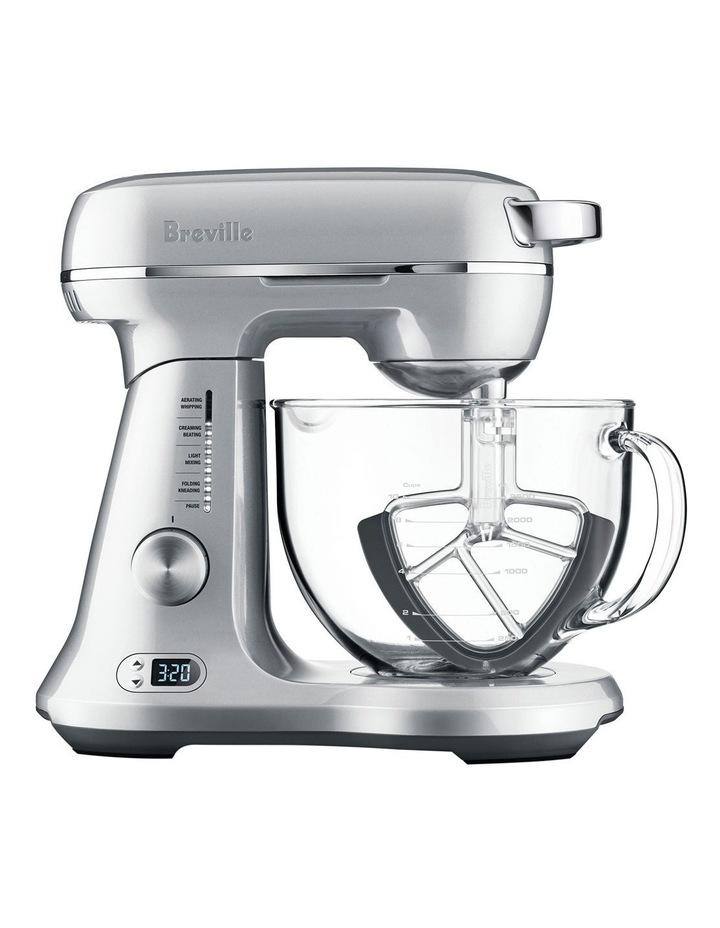The Bakery Boss Mixer: Aluminium BEM823BAL image 1