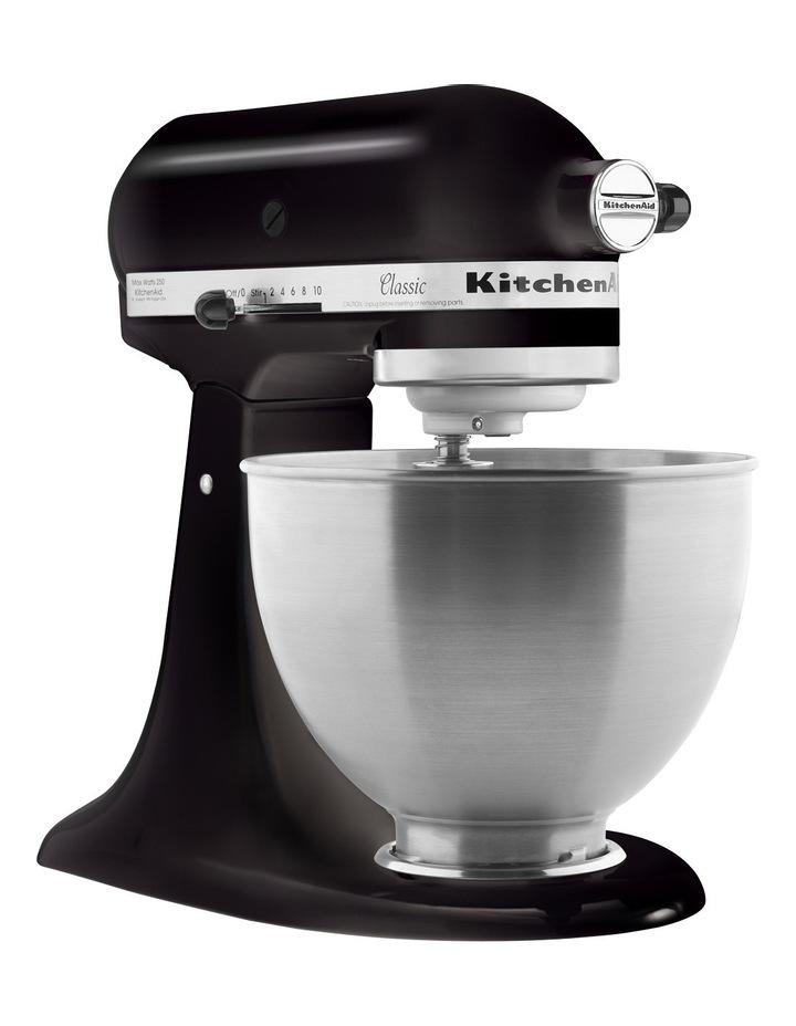 Classic Black Stand Mixer KSM45 image 3