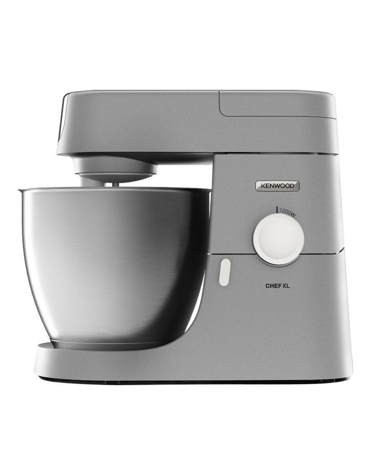 KVL4100S CHEF XL Kitchen Machine: Silver image 1