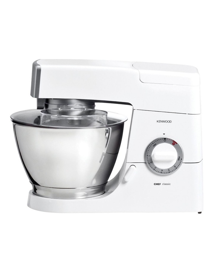Kenwood Chef Classic Kitchen Machine White Km336