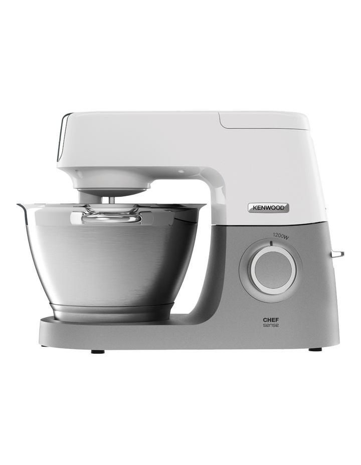Chef Sense Kitchen Machine Silver/White KVC5100T image 1
