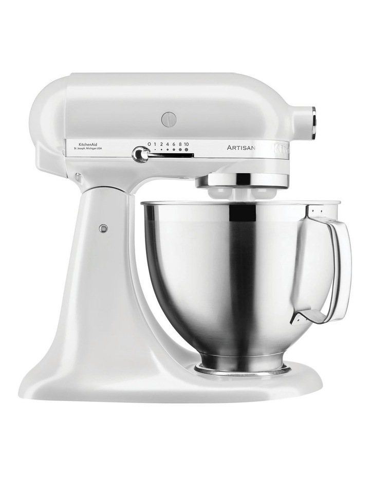 KSM177 Stand Mixer Frosted Pearl image 1
