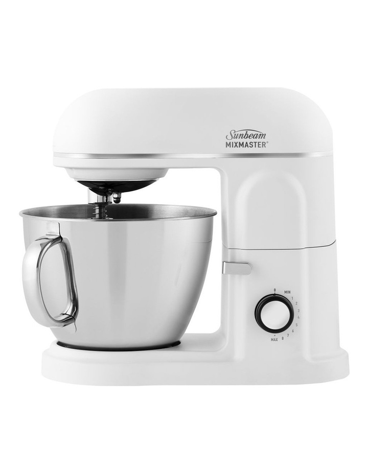 The Master One Planetary Mixmaster Ocean Mist White MXM50000WH image 1