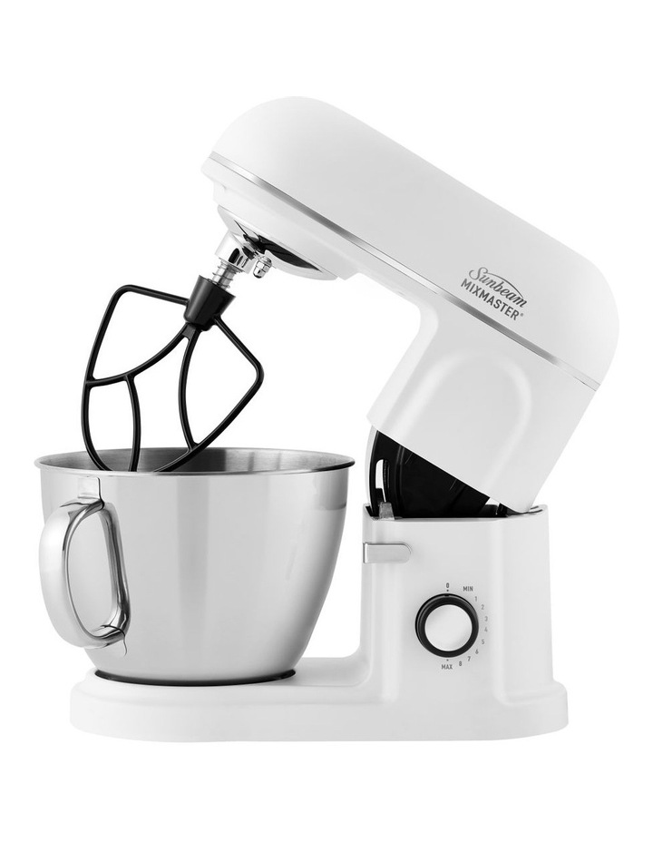 The Master One Planetary Mixmaster Ocean Mist White MXM50000WH image 2