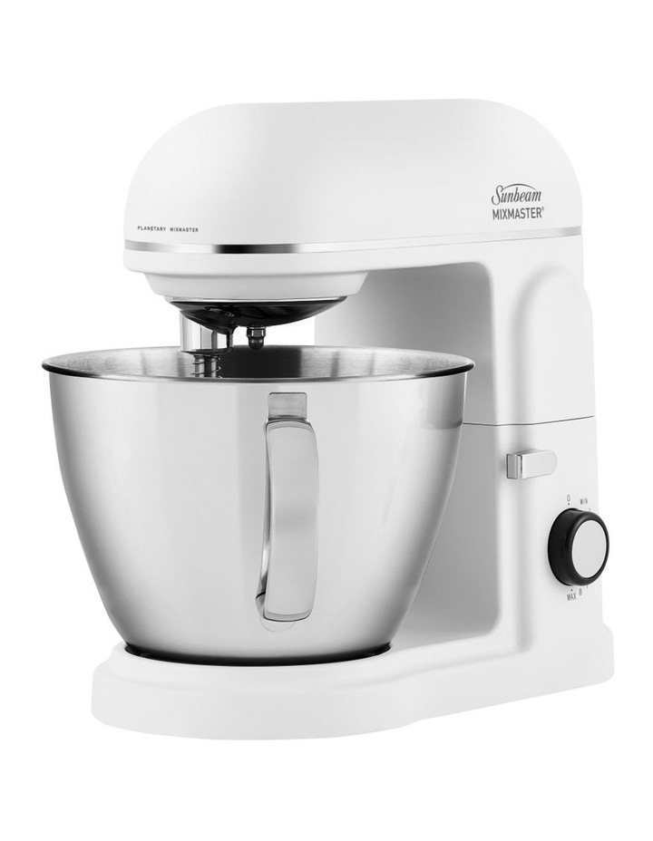 The Master One Planetary Mixmaster Ocean Mist White MXM50000WH image 3