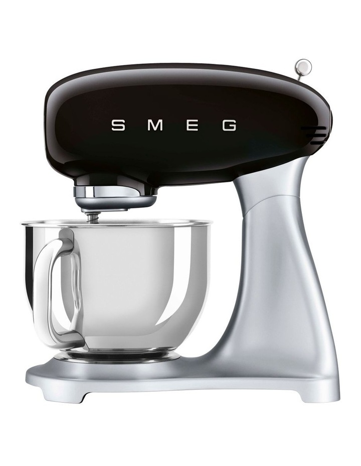 50's Style Stand Mixer Black SMFO2BLAU image 1