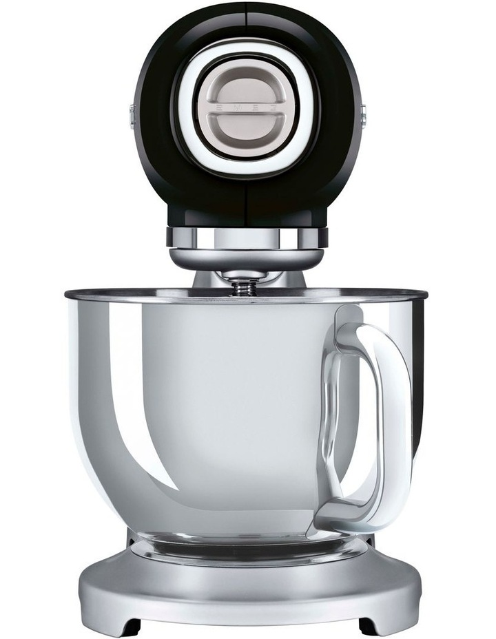 50's Style Stand Mixer Black SMFO2BLAU image 2
