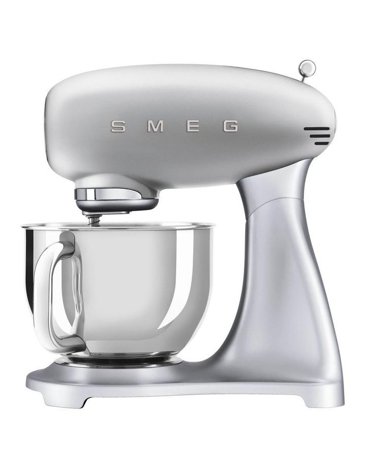 50's Style Mixer Silver SMF02SVAU image 1