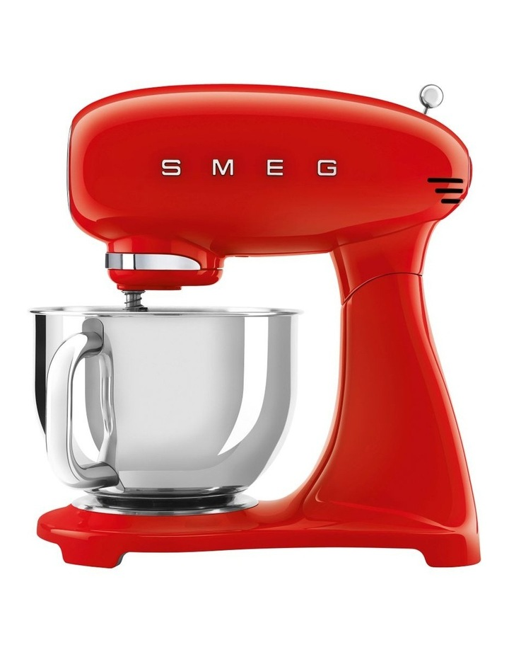 50's Style Mixer with Flex Edge Beater Red SMF03RDAU image 1